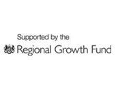 Supported by the Regional Growth Fund